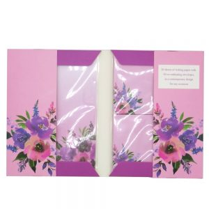 Design by Violet Writing Box Set Wild Roses Front 3