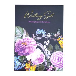Design by Violet Writing Box Set Eden Front