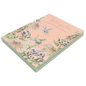 Design by Violet Writing Box Set Emperor Front 2