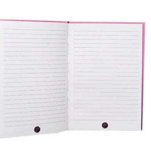 DBV A5 Notebook Open