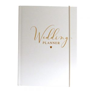 DBV Wedding Planner A5 Notebook