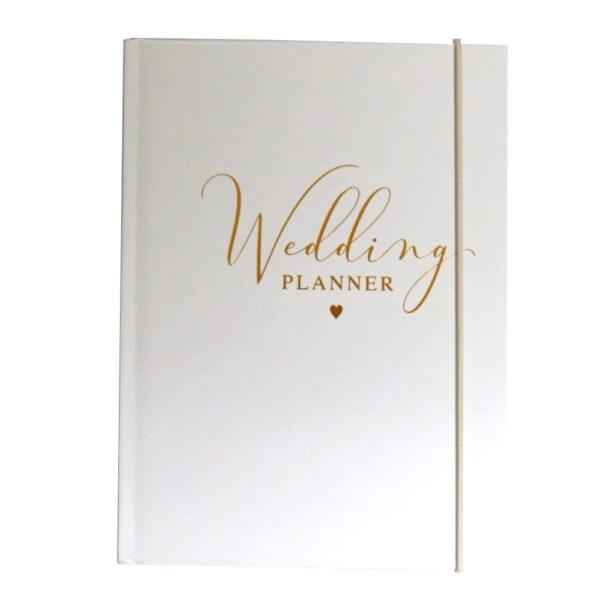 DBV Wedding Planner A5 Notebook