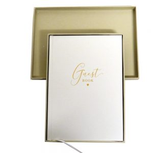 DBV Wedding Event Guest Book Front 6