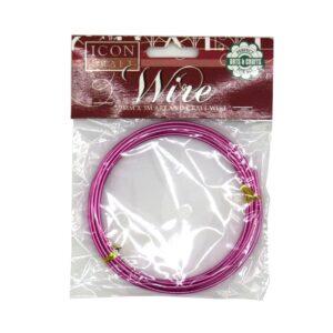 Icon Craft Wire Pink