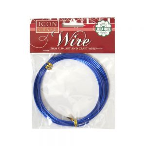 Icon Craft Wire Blue