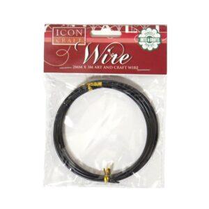 Icon Craft Wire Black