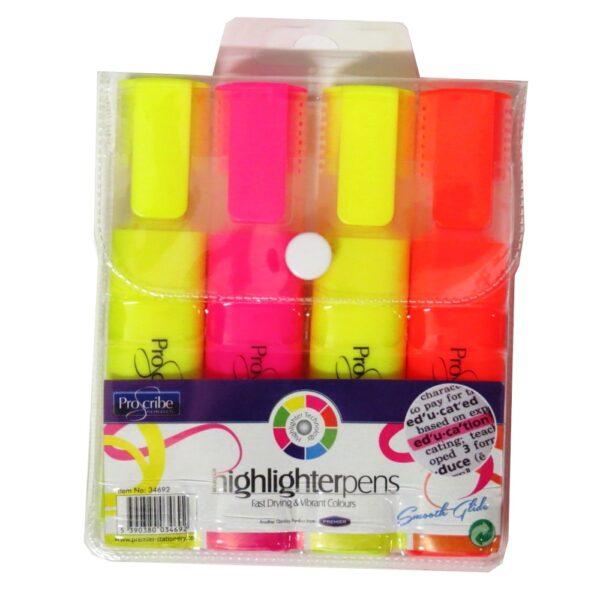 Proscribe Highlighter Pens