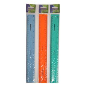 Student Solution Flexi Ruler 3 Colours Front