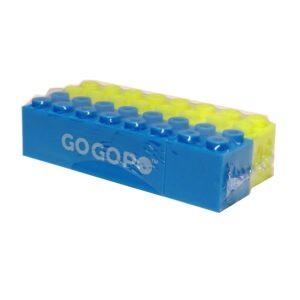 Gogopo Building Block Highlighter Pens Front 2