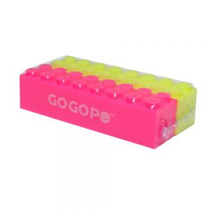 Gogopo Building Block Highlighter Pens Front 3