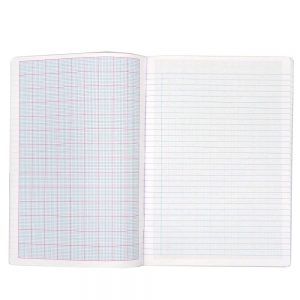 Student Solutions A4 Science Notebook Front 2