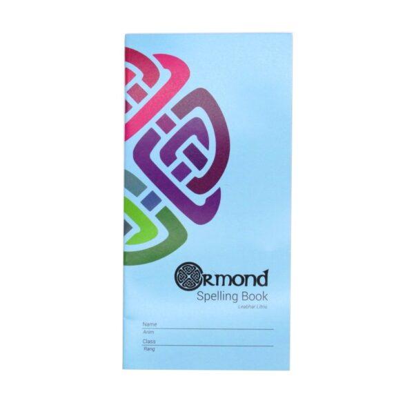 Ormond Spelling Book
