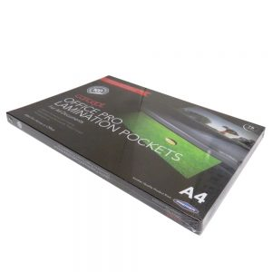 Concept A4 Laminating Pockets 100 Pack Front 2