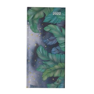 2022 Slim Week to View Diary Starry Night Front