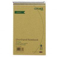 Concept Green Shorthand Notebook