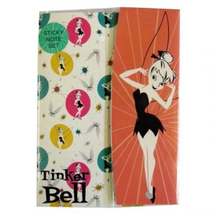Tinkerbell Colourful Sticky Notepad Set