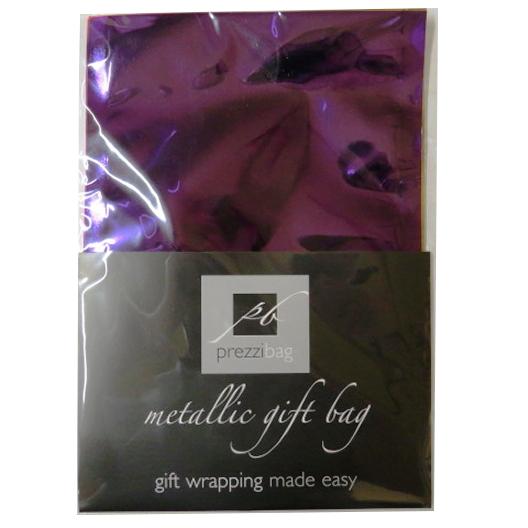 PostSafe Envelopes Peel and Seal, Metallic Gift Bags