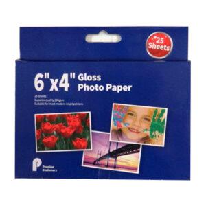 Gloss Photo Paper 6 x 4