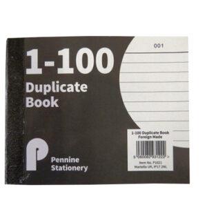 Mini Duplicate Book