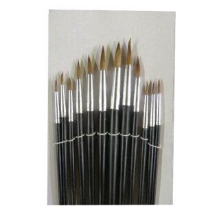 Artists Natural Bristle Brushes