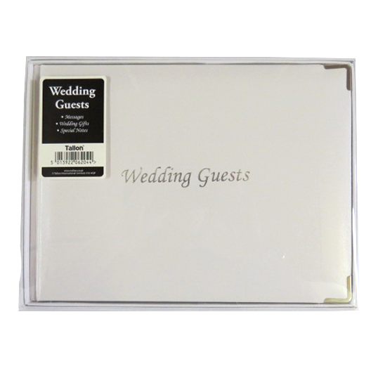 Wedding Guest Message, Gifts, Record Book