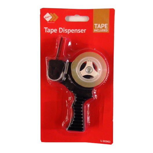 Tape Wheel Dispenser with Tape