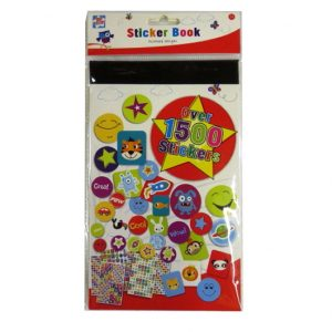 Childrens Sticker Book Over 1500 Stickers