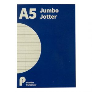 A5 Jumbo Refill Writing Jotter Notepad