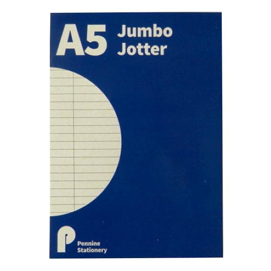 A5 Jumbo Refill Writing Jotter Notepad