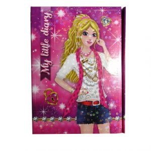 Sparkle Girl Organiser