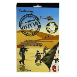 Military Sticker Book