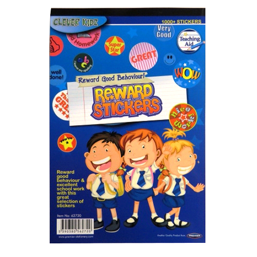Reward Sticker Book