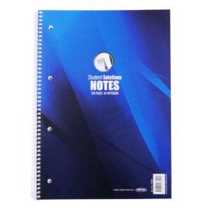 A4 Wirebound Writing Notebook
