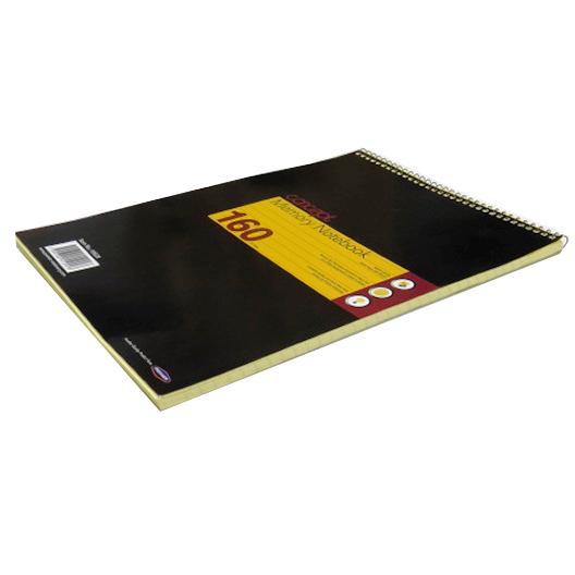 A4 Concept Memory Wirebound Notebook