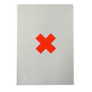 A6 Punch Pocket Notebook - Grammar Mark Design