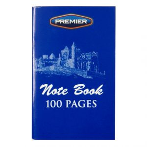 Everyday Slim Writing Notebook 100 Pages