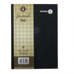 Inspira A6 Journal Notebook Front