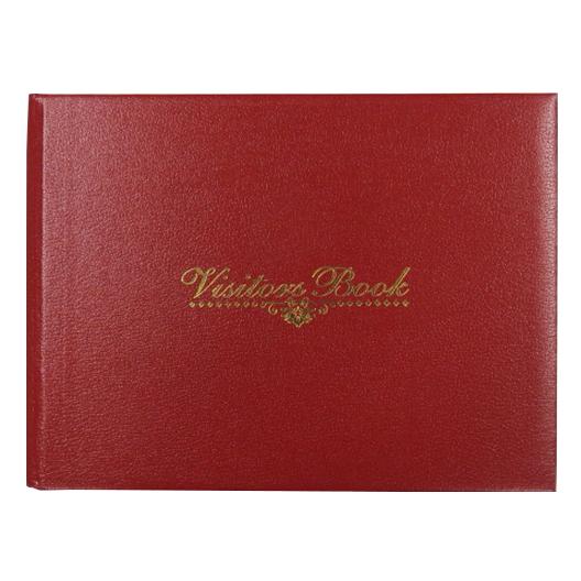 Visitors Landscape Record Book