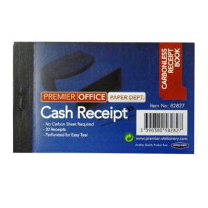 Mini Carbonless Receipt Book