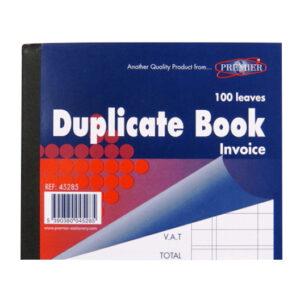 Mini Invoice Duplicate Book