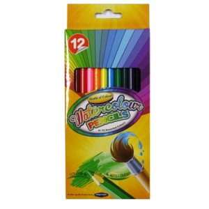 World of Colour Watercolour Pencils - Pack of 12