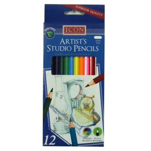 Icon Professional Artists Studio Pencils