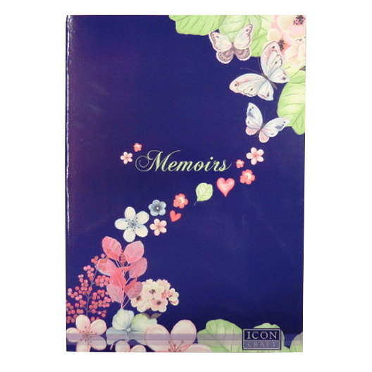 A3 Memoirs and Moments Large Scrapbook Album