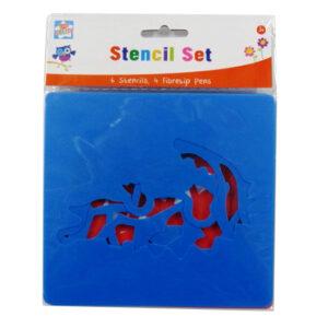Animal Stencil Pack
