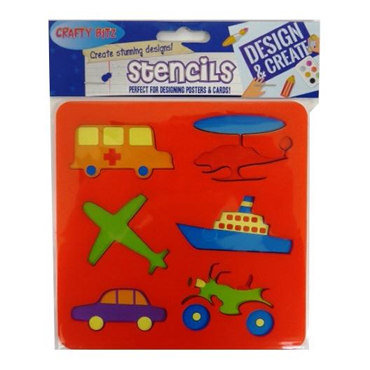 Stencil Pack Transportation