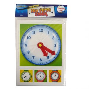 My First Clock - Learn and Play Game