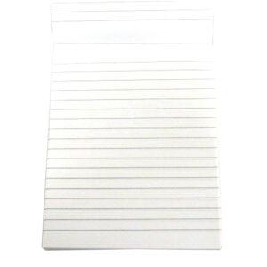 Brookland Duke Letter Writing Notepad 3