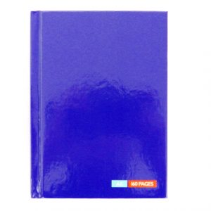 A6 Hardcover Notebook Tang Deep Purple