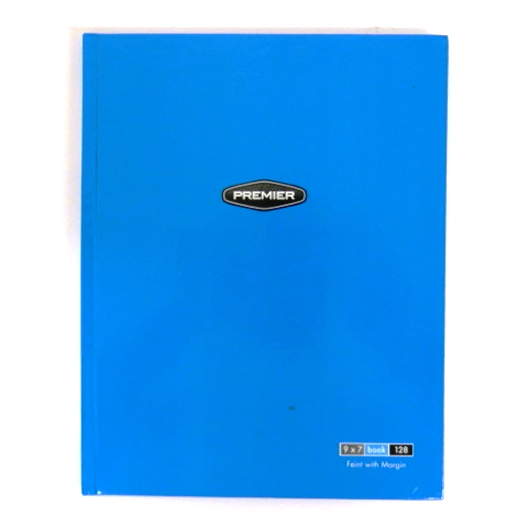 A5 Hardcover Tang Blue Notebook