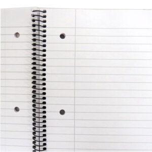 A4 Wirebound Notebook, Capital Range